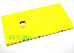 Genuine New Yellow Nokia Lumia 920 Battery Cover Back Case Housing Replacement | nokia lumia 820 920 620 battery cover replacement | Scoop.it