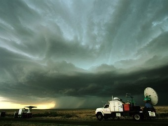 Chasing Tornadoes, Tornado Alley, Storm Chasing - National Geographic | Weather and Climate News | Scoop.it
