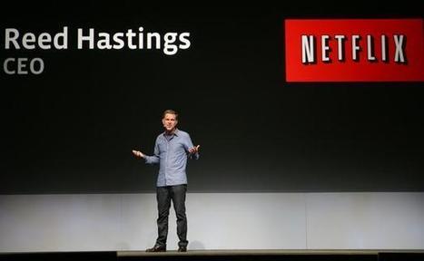 Pour le patron de Netflix, la télé linéaire «aura disparu dans vingt ans» | Video content | Scoop.it