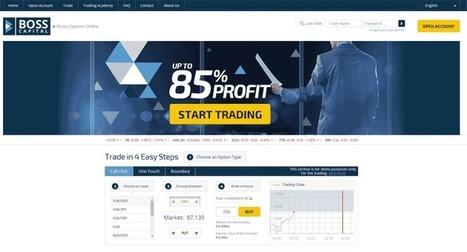 Boss Capital Broker Review | Binaryoptionsmasters.net | binary options | Scoop.it
