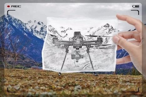 Drones y meteorología - Huesca Drones   Cuéntamelo España   Scoop.it