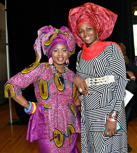 Don't make any assumptions about the next headscarf you see | Black Fashion Designers | Scoop.it
