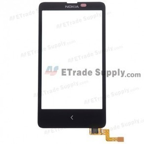Nokia X Digitizer Touch Screen - Black | Screen Replacement | Scoop.it
