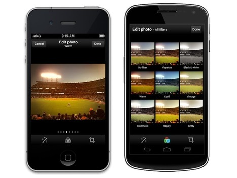 Take that, Instagram: Twitter adds photo filters to mobileapps | Travel Buzz | Scoop.it