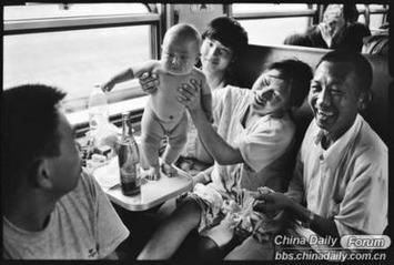 « Les Chinois en train » : la mémoire d'une époque | French China | Kiosque du monde : Asie | Scoop.it