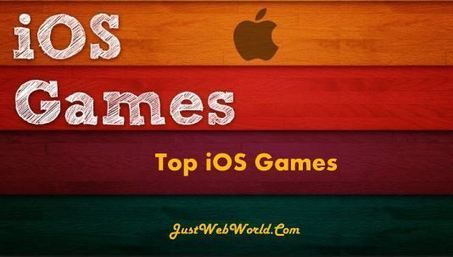 Best iOS Games 2015 of All Time (Top iOS Games) | Just Web World | Scoop.it