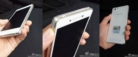 OPPO R1 leaked: next-gen camera-upgraded phone to debut late December - SlashGear | Interesting  Stuff | Scoop.it