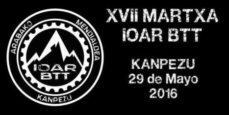 Martxa Ioar BTT 2016 :: A.D.IOAR (KANPEZU) | Mendialdea.info | Scoop.it