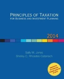 Test Bank For » Test Bank for Principles of Taxation for Business and Investment Planning, 17th 2014 Edition : Jones Download | Accounting Online Test Bank | Scoop.it