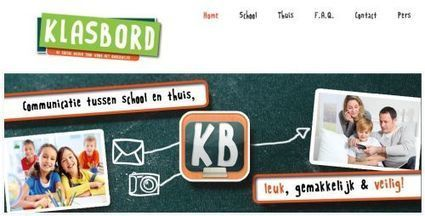 Klasbord: communicatie tussen school en thuis (app) « Vanaf de zijlijn | iPad, Tablet, Chromebook, Surface, Raspberry PI & Smartboard op de Basisschool | Scoop.it