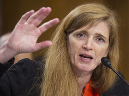 Samantha Power Sells Action in #Syria to the Left | The Nation | News in english | Scoop.it