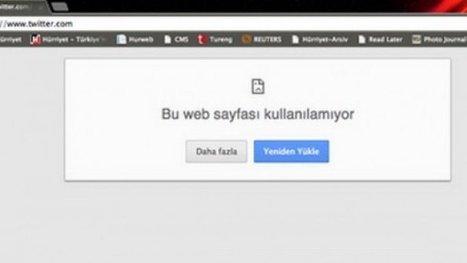 Twitter, in Turchia bloccato dal premier Erdogan   Attualità   Scoop.it