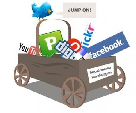 Les réseaux sociaux et le recrutement : pas encore le grand amour ...   Communication & Réseaux Sociaux   Scoop.it