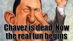 Chavez Is Dead. No More Hand-Outs To The Castro Brothers   News From Stirring Trouble Internationally   Scoop.it