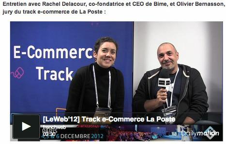 [LeWeb'12] Bime, lauréat de la compétition «Track ecommerce» de La Poste | Actualité de l'E-COMMERCE et du M-COMMERCE | Scoop.it
