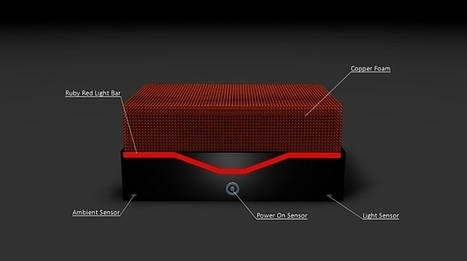 This tiny, silent gaming PC is cooled by a copper sponge - Geek.com | The Copper Universe | Scoop.it