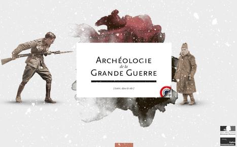 Archéologie de la Grande Guerre-Éduscol HG | CDIJDP | Scoop.it