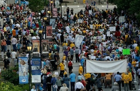 Moral Mondays Return to Raleigh | Law and Religion | Scoop.it