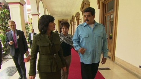 Exclusive Interview: One-on-one with Venezuelan President Nicolas Maduro #Maduro #CNN #Venezuela #Chavez | Saif al Islam | Scoop.it