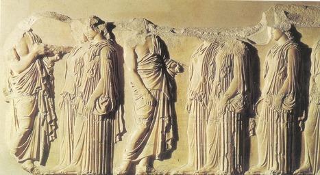 Fidias: obras fundamentales del enigmático escultor de la Acrópolis | Mundo Clásico | Scoop.it