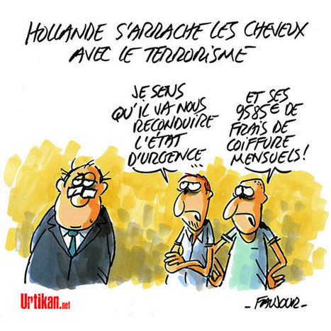 Hollande invoque une «obligation de dignité et de vérité» | Dessinateurs de presse | Scoop.it