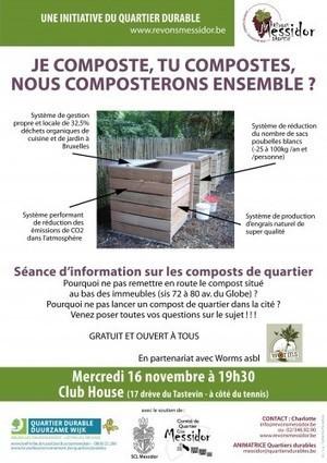 Le Réseau des Quartiers durables de Bruxelles présente le premier Carrefour sur le Chemin d'une écologie urbaine | ECONOMIES LOCALES VIVANTES | Scoop.it