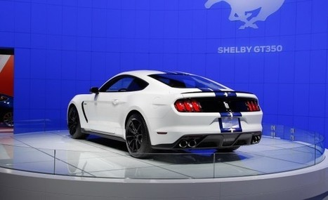 Best Car 2016 Ford Mustang Shelby Amazing Design | otoDriving | otoDriving - Future Cars | Scoop.it