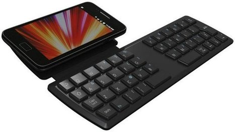 One2Touch Softpad C1 and S1 are NFC Keyboards for Android Devices | Raspberry Pi | Scoop.it