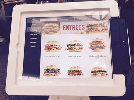 Tech is the fuel for Johnny Rockets' new concept | SocialMediaRestaurants.com | Scoop.it