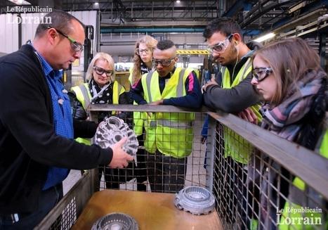 Faire de Fonderie Lorraine une entreprise profitable à Grosbliederstroff | Forge - Fonderie | Scoop.it