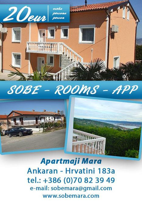 Slovenian coast | Slovenian coast accommodation apartment 20 eur .. | Scoop.it