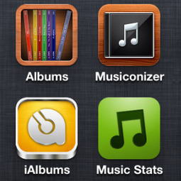 4 Alternative Apps To The iPhone Music App | iPhone apps and resources | Scoop.it