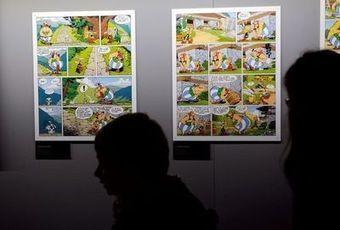 Astérix chez les Pictes sera le 35e album du Gaulois | Veille sur la bande dessinée pour tous | Scoop.it