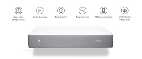 Luna Mattress Cover Internet of Things To Come Startup & Great VNR | Collaborative Revolution | Scoop.it