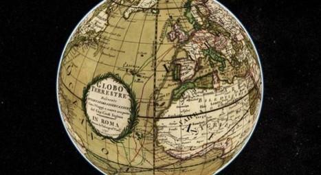 Mapas antiguos: WebGL Globe Antique | Nuevas Geografías | Scoop.it