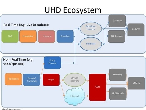 Real UHD deployments in 2016 says Thierry Fautier, UHD Forum will help | IPTV business & technology | Logan's Tech | Scoop.it