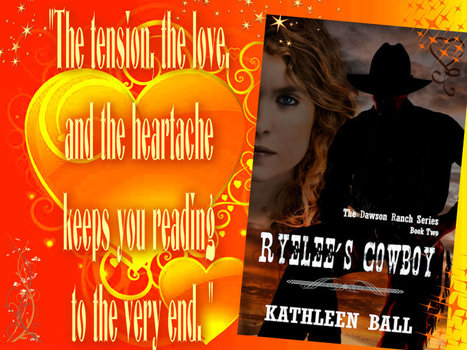 Enter to Win an ebook of Ryelee's Cowboy | Authors, writers, readers exchange | Scoop.it