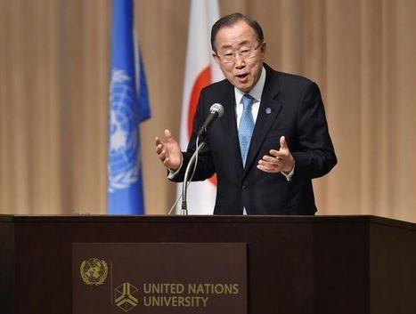 L'ONU va publier un palmarès des chansons qui rendent heureux | LOL-musique 4ever | Scoop.it