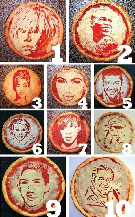 Pizza Portrait Quiz Answers | PMQ Pizza Magazine | pizza news | Scoop.it