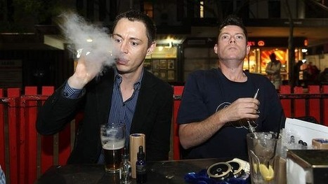 E-Cigs Down Under! | E-Cigarette Reviews | Electronic Cigarettes | Scoop.it