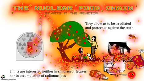 The Nuclear Food Chain | Rebuttal of recent statements by WHO and UN concerning level of danger of radiation from Fukushima | Scoop.it