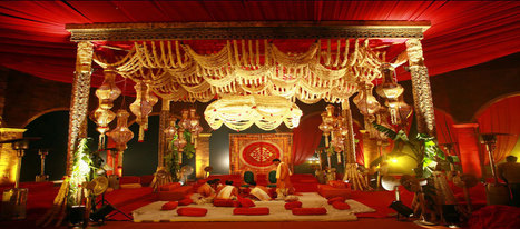 Decor for wedding | FNP weddings Decorations | Scoop.it