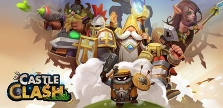 Castle Clash Hack Tool 2014 Download - Get Free Gems,Gold and Mana | android ios and facebook game cheats | Scoop.it