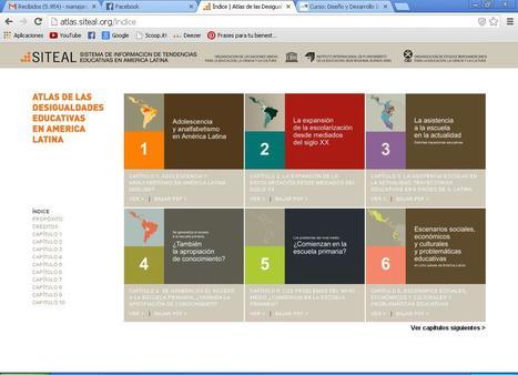 Atlas de las Desigualdades Educativas en América Latina | Demografía de México | Scoop.it