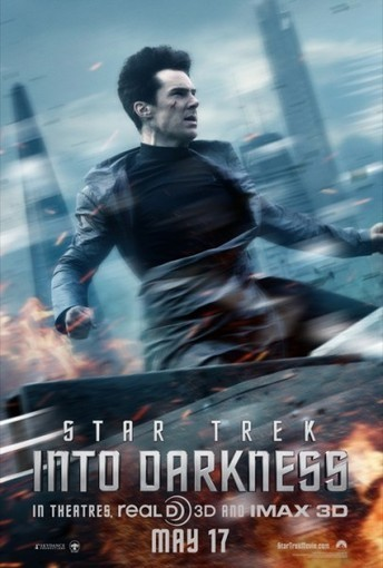 Star Trek Into Darkness writer argued against the use of Cumberbatch's character - Nerd Reactor | Star Trek | Scoop.it