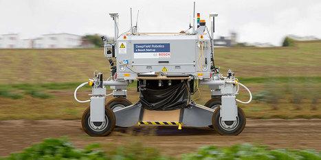 Une agriculture raisonnée grâce à l'intelligence artificielle - H+ Magazine | Ressources pour la Technologie au College | Scoop.it
