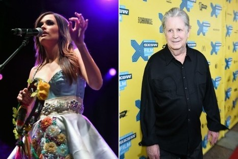 Hear Kacey Musgraves' Collaboration With Brian Wilson, 'Guess You Had to Be There' | Country Music Today | Scoop.it