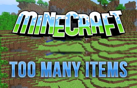 TooManyItems 1.6.4 | Minecraft 1.6.4 Mods | Scoop.it