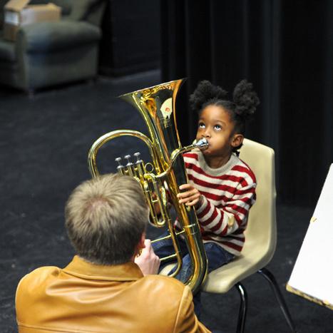 Una docena de razones por las que los niños deberían estudiar música | rap | Scoop.it