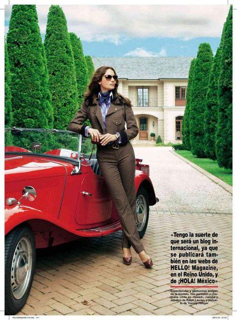 Eugenia Silva en los Hamptons | Vibraciones | Scoop.it